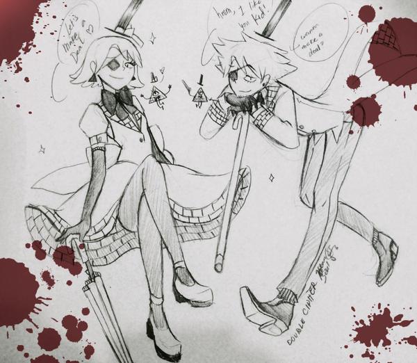 DOUBLE CIPHERS by Hikarisoul2