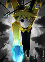 GF: DEAL? - Bill Cipher by Hikarisoul2