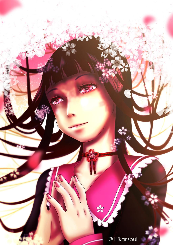 Her Portrait by Hikarisoul2