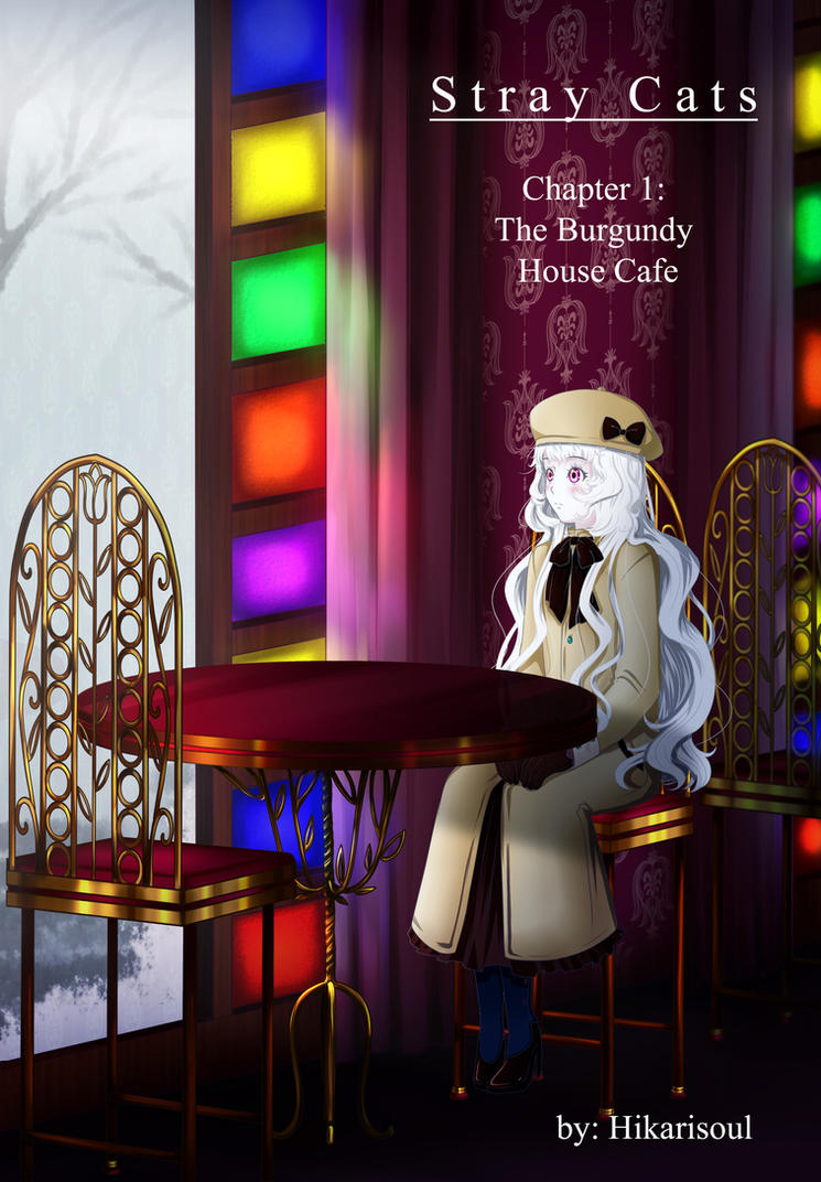 SC: Chapter 1 / The Burgundy House Cafe by Hikarisoul2