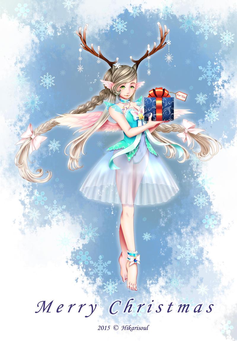 CHRISTMAS 2015 by Hikarisoul2