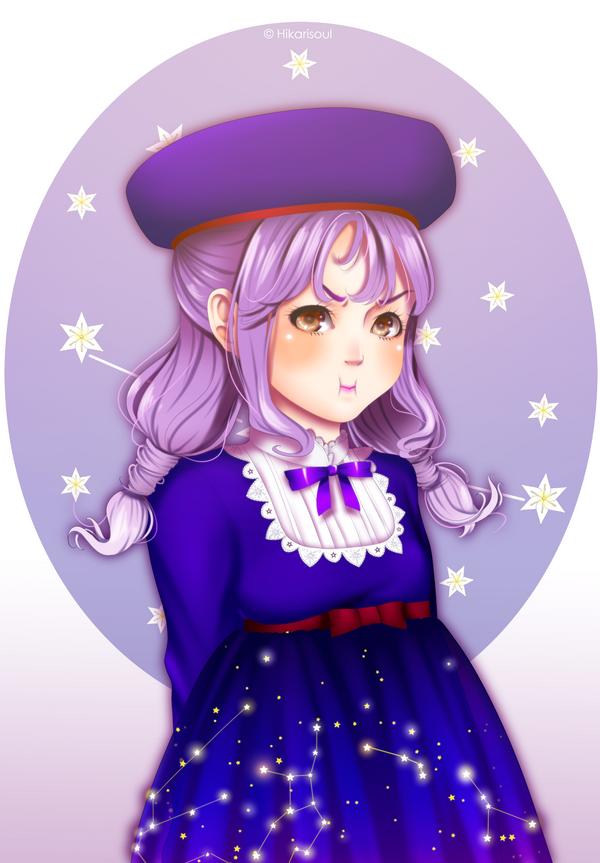 Star Flower by Hikarisoul2