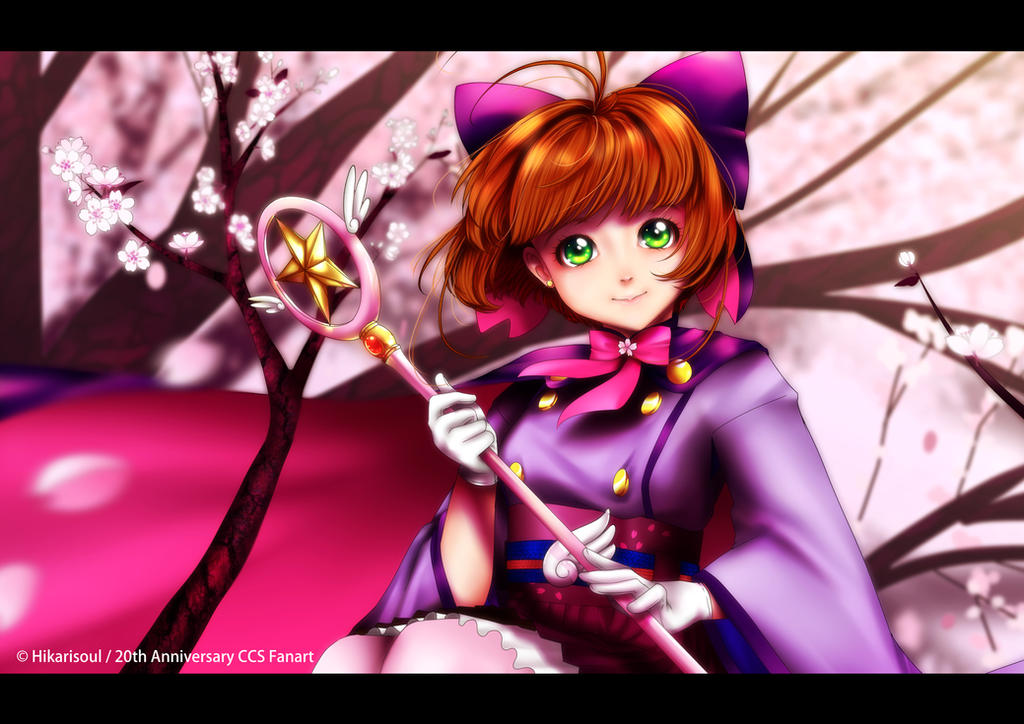 Teaser: 20th Anniversary CCS Fan Art  Compilation by Hikarisoul2