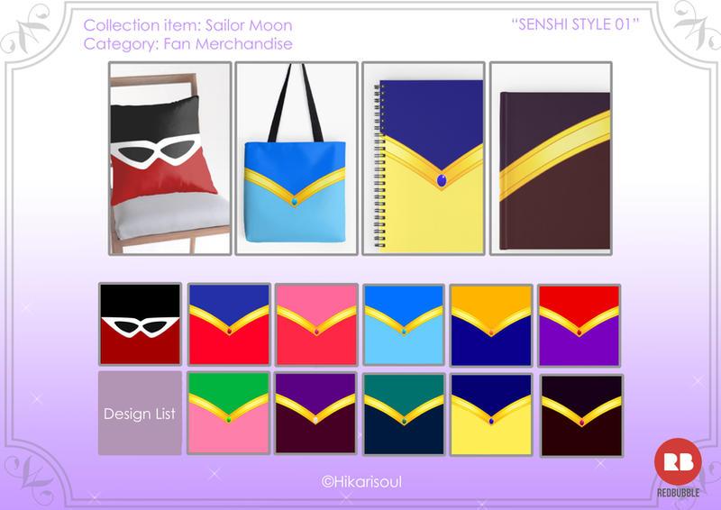 RB: Senshi Style 01 by Hikarisoul2