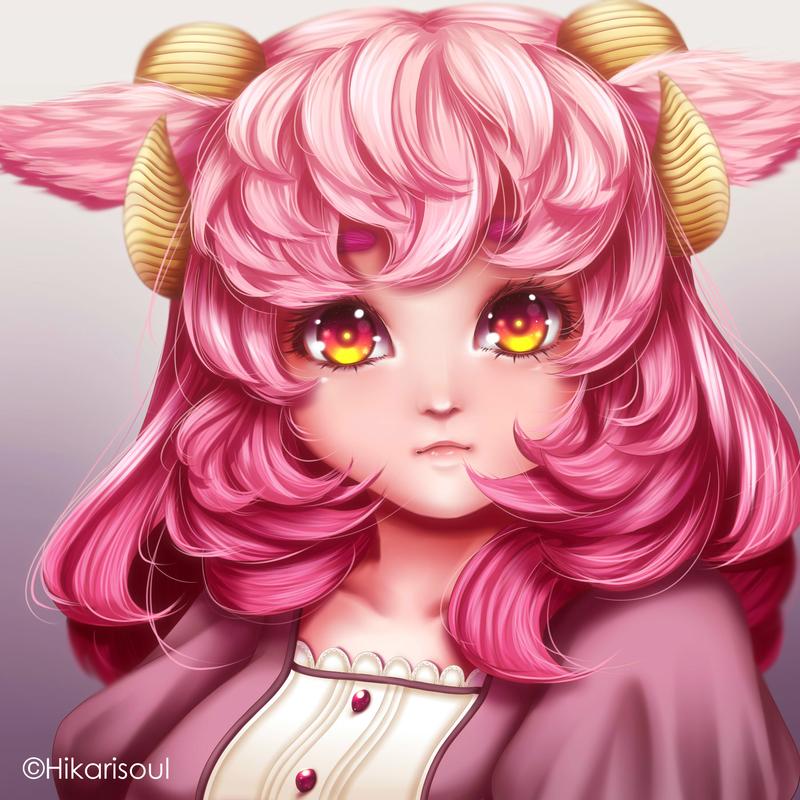 Hikari-chan 2016 by Hikarisoul2