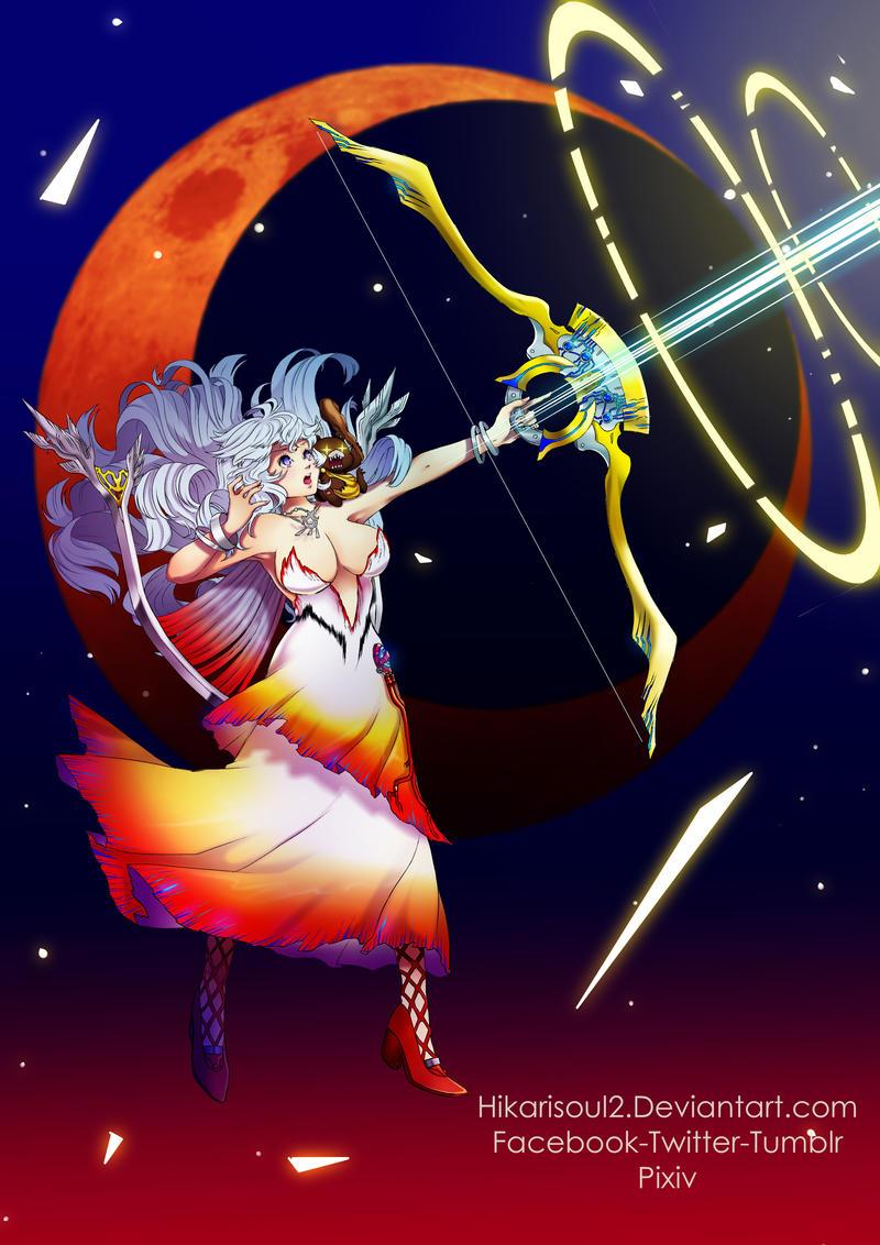 Tri-star Amore Mio by Hikarisoul2