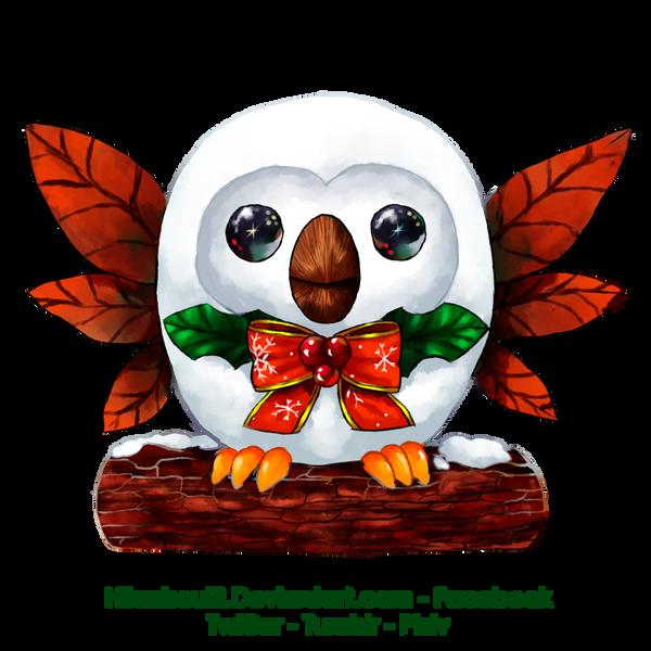 [Charity Art] Charity Guild: Snowlett by Hikarisoul2