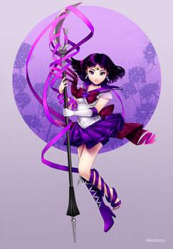 [RB/Fan art] Sailormoon: Super Sailor Saturn