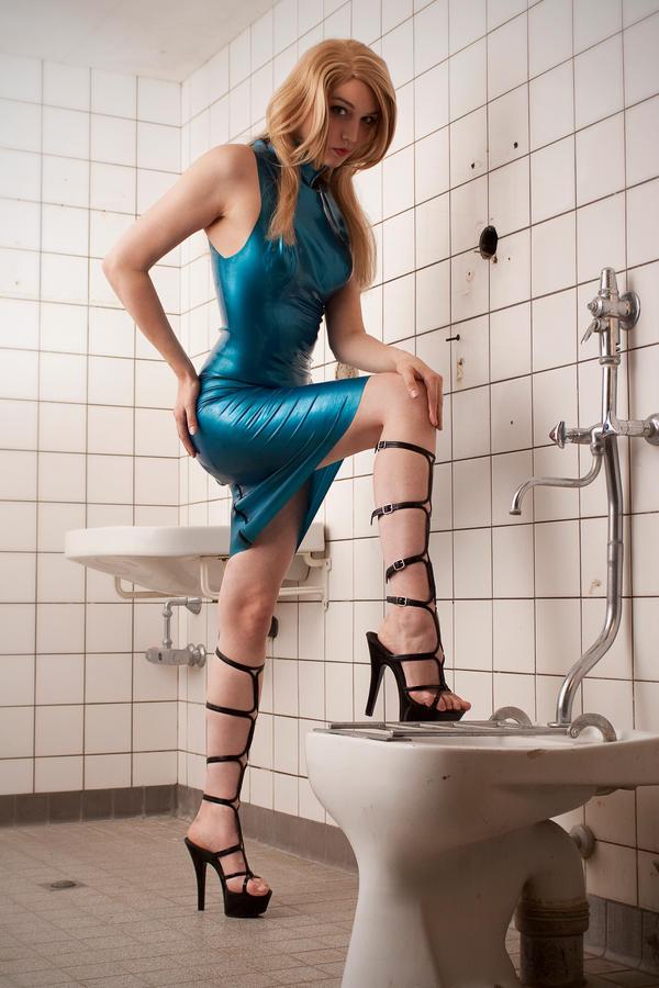 bathroom 01 by GuldorPhotography