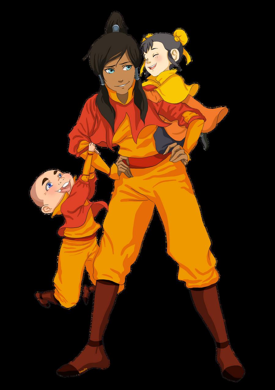 ATLA: Kids by momofukuu