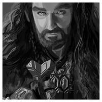 Prince Thorin by momofukuu