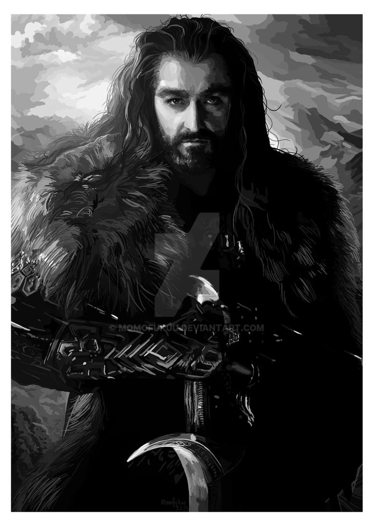 Thorin by momofukuu