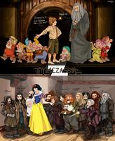 Gandalf's big mistake
