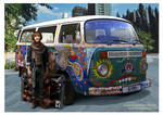 The Hobbit: VW Transporter T2