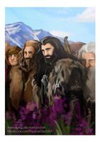 The Fellowship by momofukuu