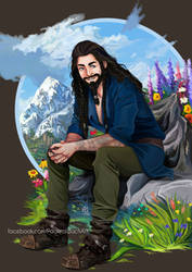 Dwarf of the Lonely Mountain