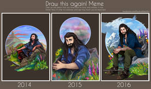 Draw it Again! Meme