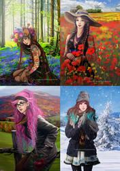 Folk Seasons