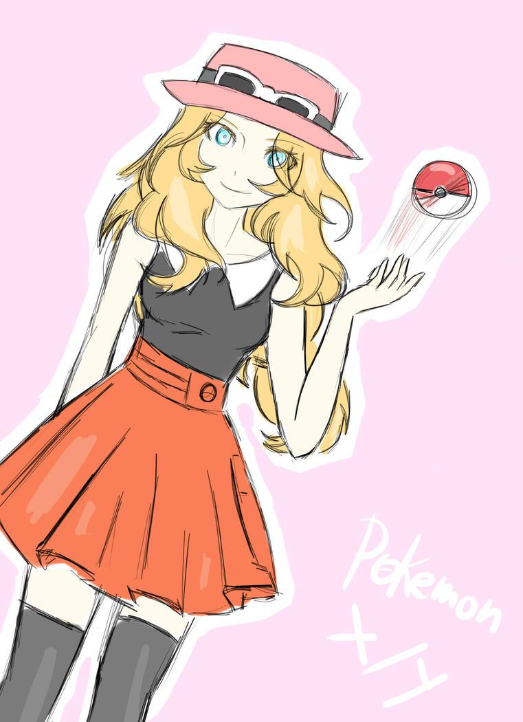 Serena~ Pokemon X/Y by...