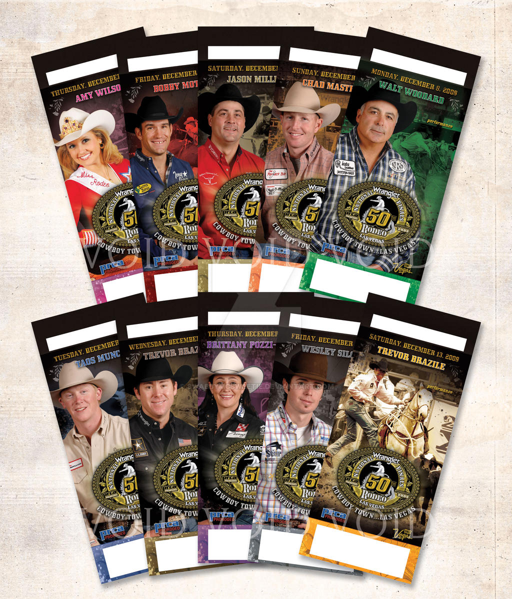 How To Buy And Sell National Finals Rodeo Tickets Archives