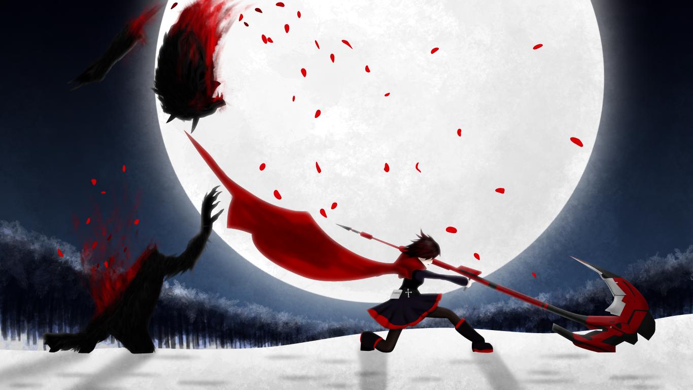 rwby anime scythe wallpaper - photo #22
