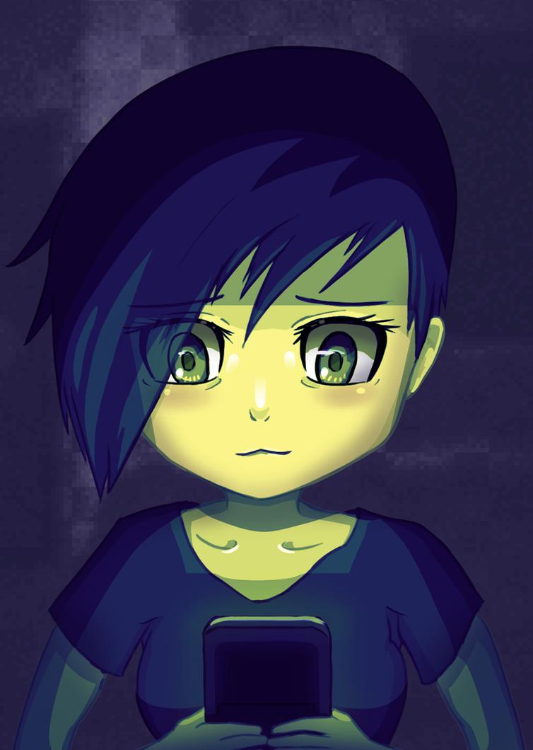 Games in the Dark. by StylishKira