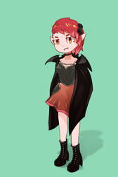 Vamp Girl by StylishKira
