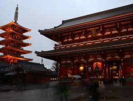 Asakusa by Samurai-Indy