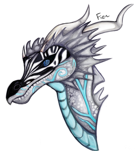 Pryzm the Dragon by PryzmTheDragon