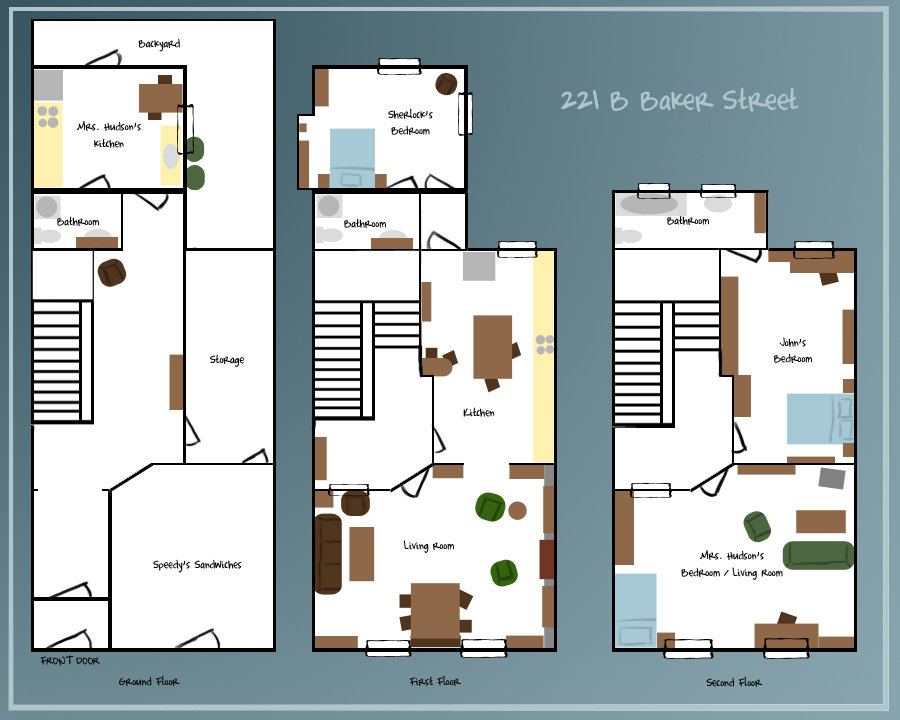 Apartment Furniture Layout