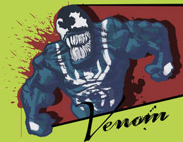 Venom by enemydownbelow