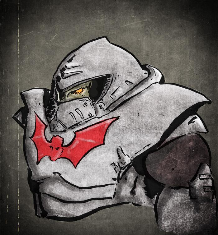 Hordak Trooper Redesign by enemydownbelow