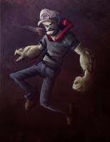 Popeye by enemydownbelow