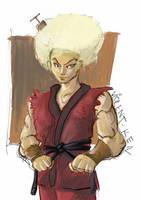 Violent Ken by enemydownbelow