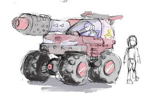blaster master sketch