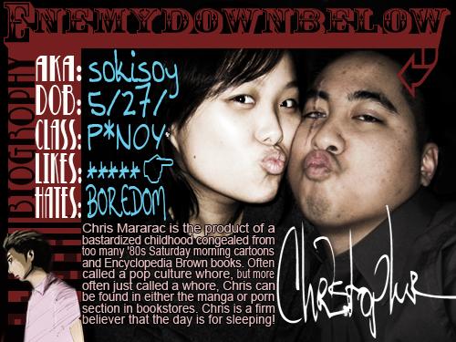 enemydownbelow's Profile Picture