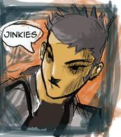Jinkees by enemydownbelow