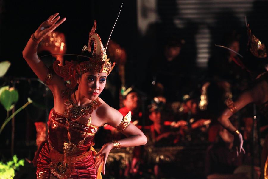 Tari Bali by buanaarta