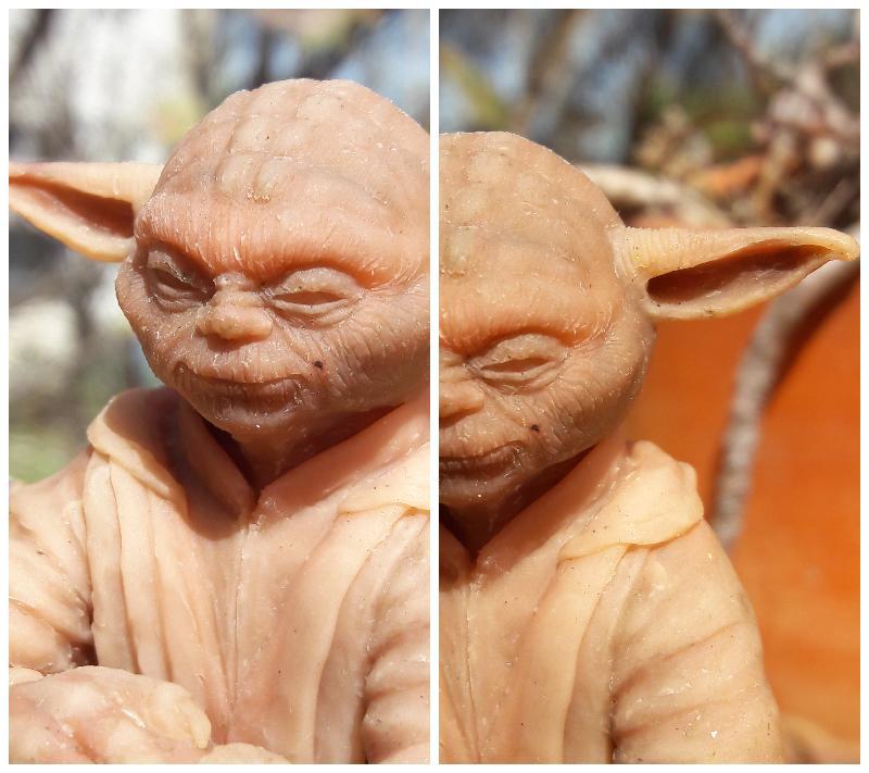 Yoda Figurine by bad-j