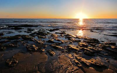 Bright Ocean by Pierre-Lagarde