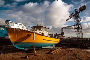 Dali Clouds Shipyard