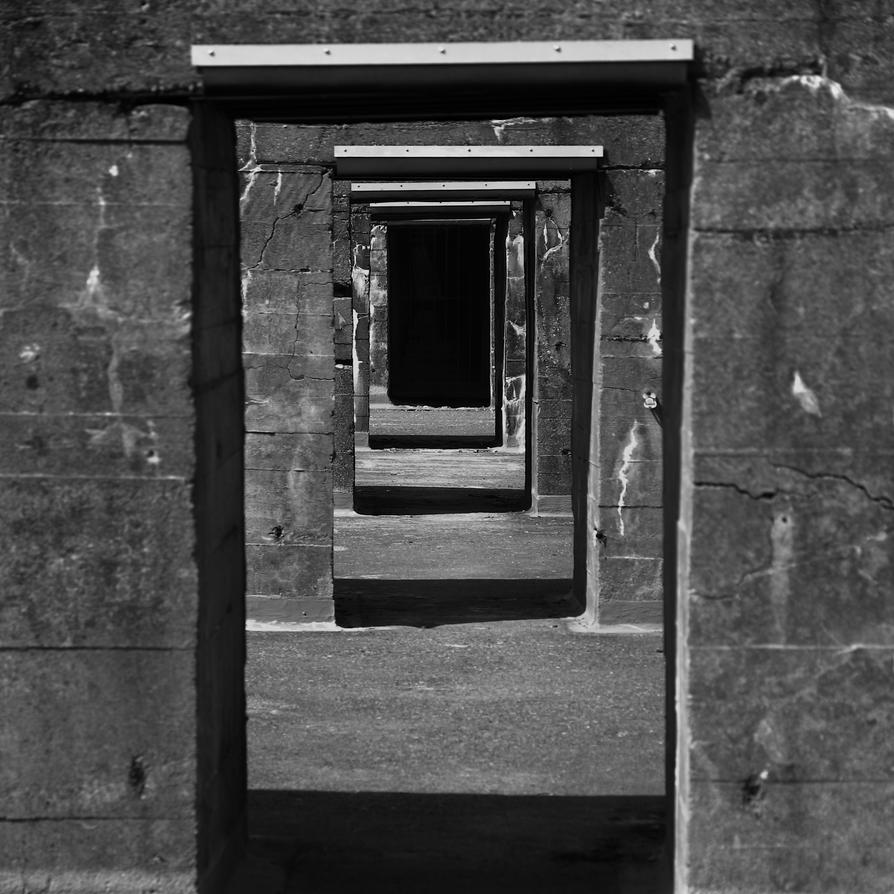 Few Steps To Darkness by Pierre-Lagarde