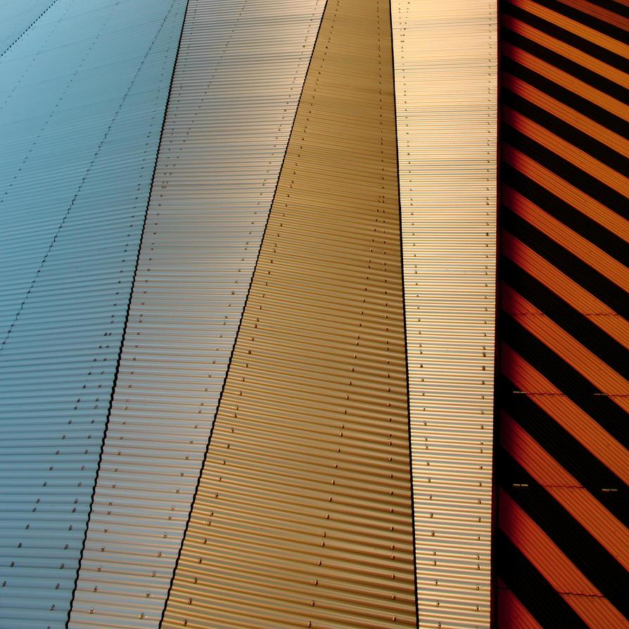 Roof Wall Door by Pierre-Lagarde