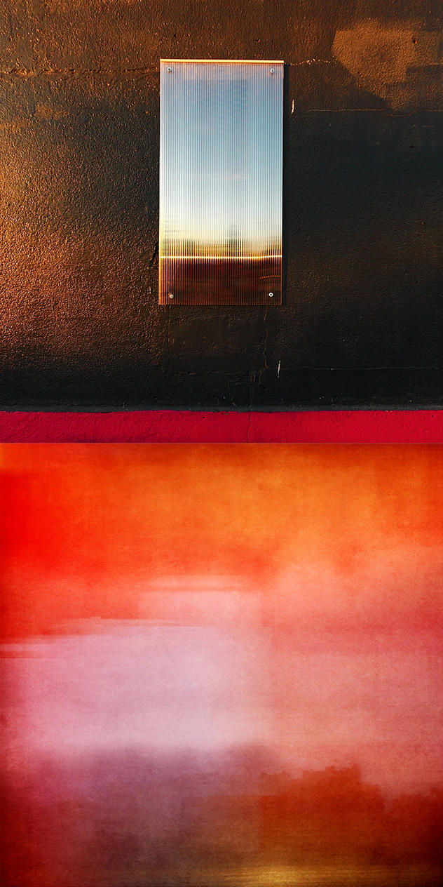 Red Diffraction by Pierre-Lagarde