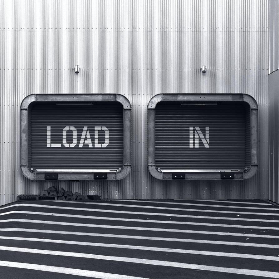 Load In by Pierre-Lagarde