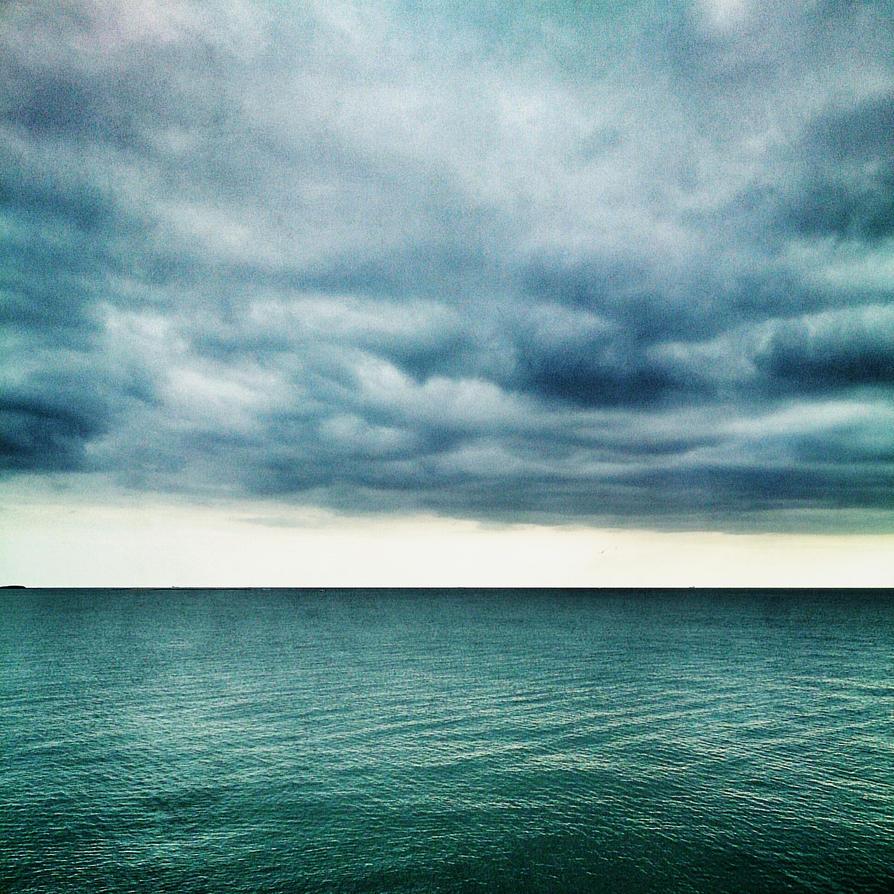 sea by Pierre-Lagarde