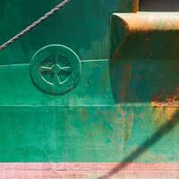 green wheel by Pierre-Lagarde