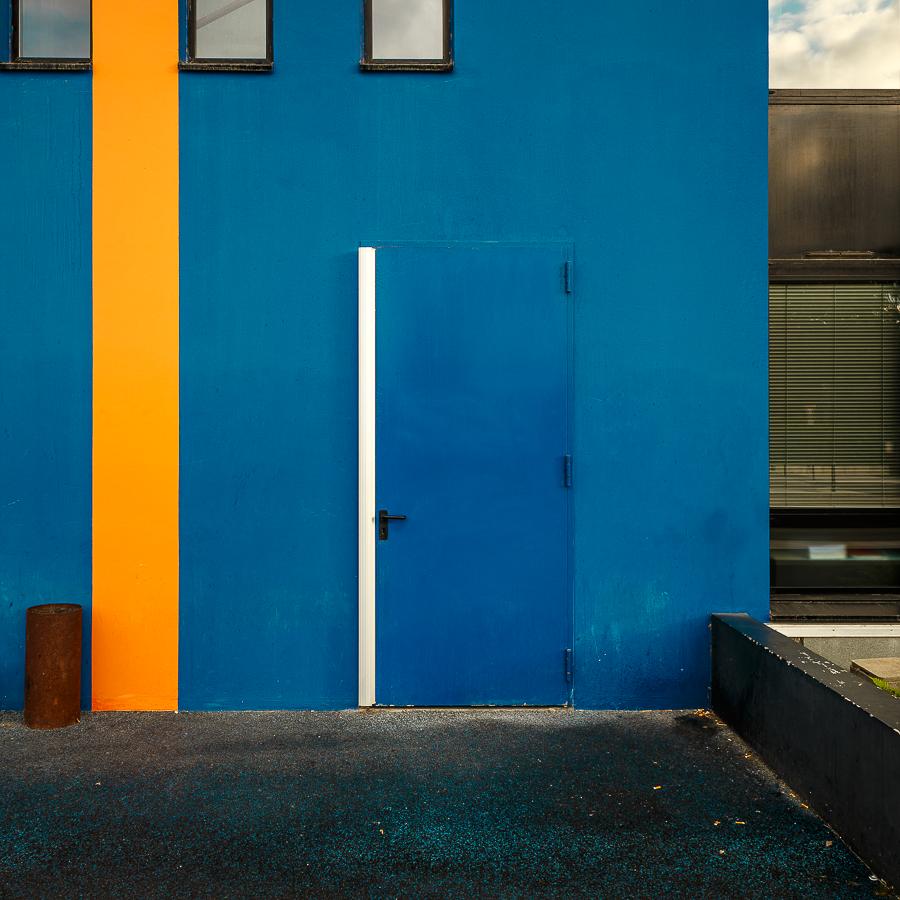 Door To The Sky by Pierre-Lagarde