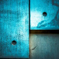 Concrete Dominos by Pierre-Lagarde