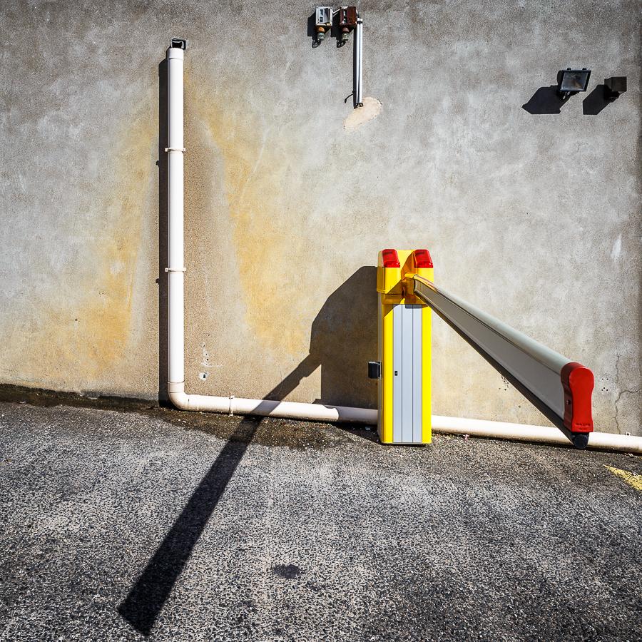 Parking Clown by Pierre-Lagarde